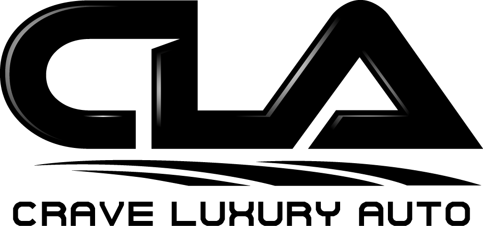 Crave Luxury Auto Logo
